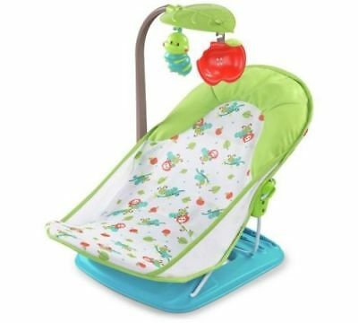 Summer Infant Deluxe Bather With Toy Bar Recline Positions Provide.