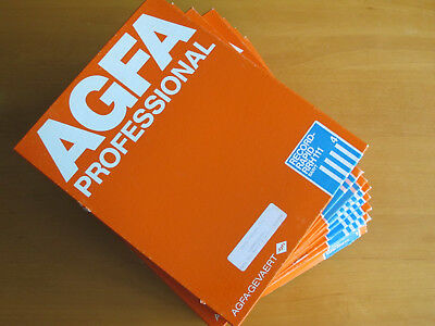 """AGFA RECORD RAPID PHOTOGRAPHIC PAPER. 12"""" x 9 1/2"""""""