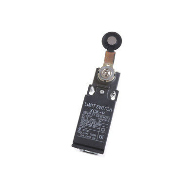 XCK-P118 AC 380V 10(4)A Momentary Adjustable Roller Lever Limit Switch  FJ