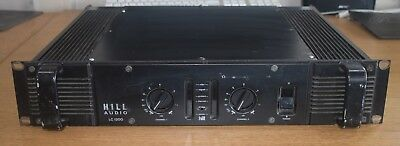 Hill Audio LC 1200 power amplifier