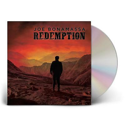 Joe Bonamassa - Redemption (Jewel Case) [CD] Sent Sameday*