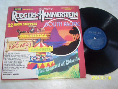Lorna Dallas-Barry Kent And The Eden Singers The Magic Ofrodgers And Hammerstein