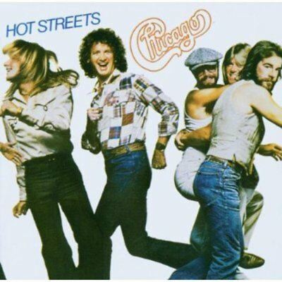Chicago - Hot Streets (Expanded and Remastered) [CD]