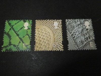 Specialised machins. NI90, NI91 & NI92. MNH. Lovely clean, fresh condition.