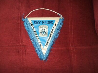 Coventry City Fc Pennant