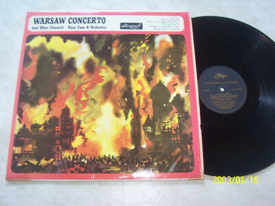 Russ Case & Orchestra Warsaw Concerto And Other Concerti(Lp)