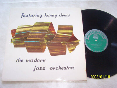 The Modern Jazz Orchestra Featuring Kenny Drew(Lp)