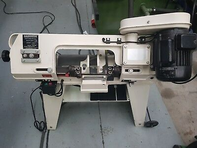 Axminster MB115 Saw, Single Phase