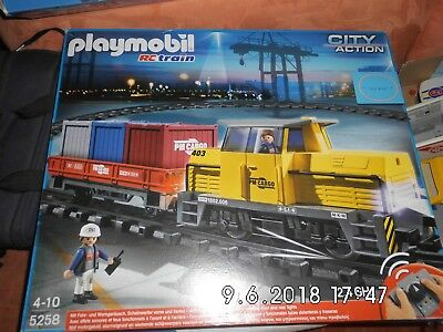 Playmobil RC Train 5258
