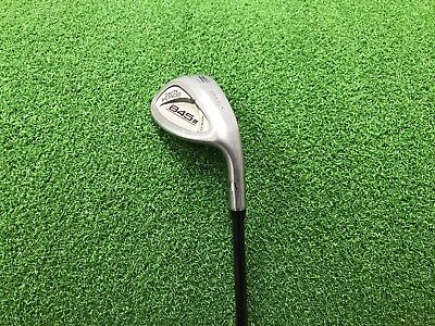 NICE Tommy Armour 845s Titanium W4 LOB WEDGE Right RH Graphite Wedge Flex Used