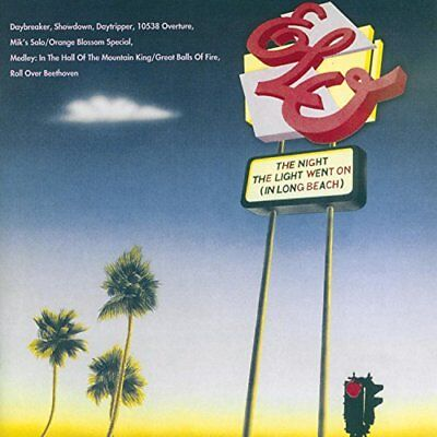 Electric Light Orchestra - The Night The Light Went On (In Long Beach) [CD]