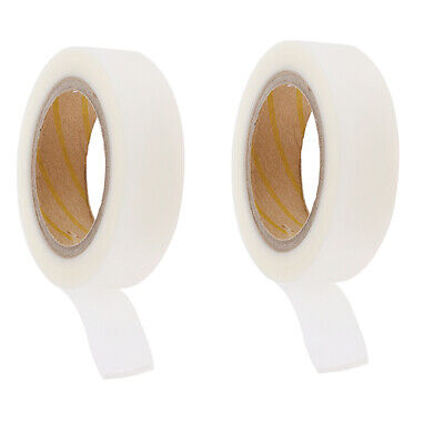 2Pcs Seam Sealing Tape Iron On Hot Melt 2 layer Waterproof PU Coated Fabric