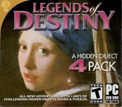 Legends of Destiny PC Game- Brand New & Sealed-Fast Ship SF0027