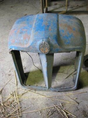 Fordson Super Major cowl E1A Roadless County old vintage tractor Classic