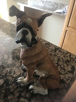a breed apart figurine boxer