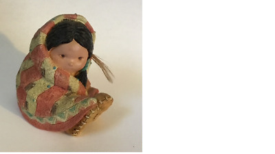 Friends Of The Feather Enesco Wrapped In Love 1994 Karen Hahn # 115649