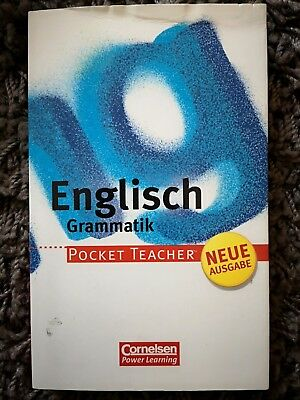 Englisch Grammatik Pocket Teacher Cornelsen