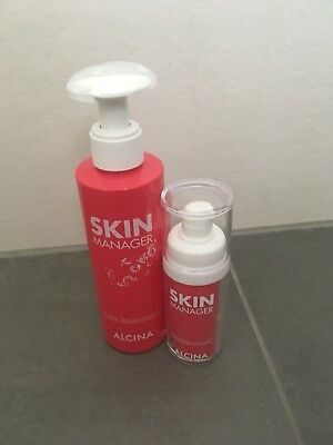 Alcina Skin Manager Tonic und Perfectionist