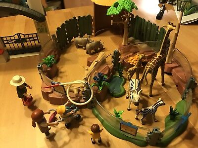 Playmobil Zoo 4850