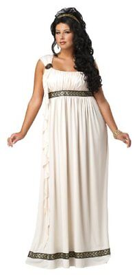 California Costumes Women's Plus Size Olympic Goddess Costume for Halloween