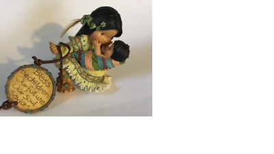 Friends Of The Feather Enesco Bless Our Children; Our Future, Our Soul Saviors