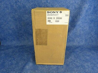 NEW Sony UNIONER520T7 SNC-ER520 Unitized Outdoor Camera w HPOE & Tinted Dome