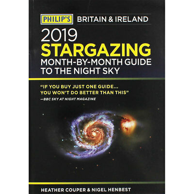 Philips - Stargazing 2019 (Paperback), Non Fiction Books, Brand New