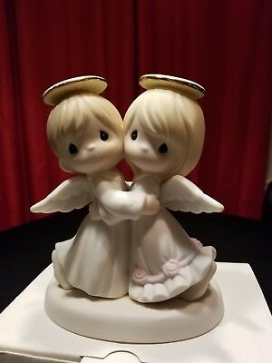 Precious Moments My Angel of Memories 159016 Chapel Exclusive New Signed