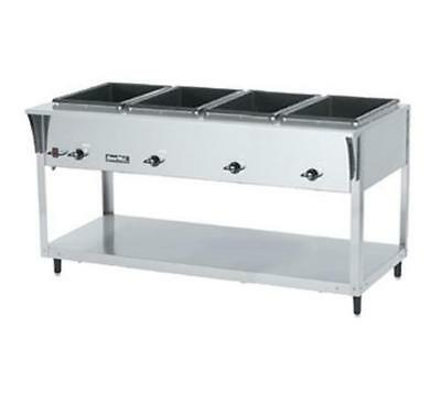 Vollrath 38214 ServeWell 4 Well S/s Hot Food Steam Table Electric 2800 Watt