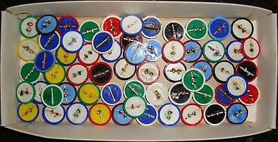 JOB LOT OF 60 x SUBBUTEO H/W BROKEN BASES FOR RESTORATION IN USED CONDITION