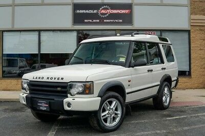 Land Rover Discovery  low mile free shipping clean carfax 1 owner cheap luxury 4x4 se awd
