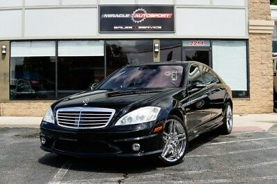 Mercedes-Benz S-Class  low mile amg s63 free shipping warranty finance cheap clean luxury