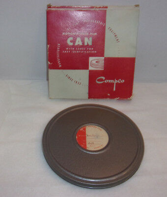 1957 Vintage 8Mm Home Movie 400 Ft.  Charlotte Christmas Parade, Asheville Etc.