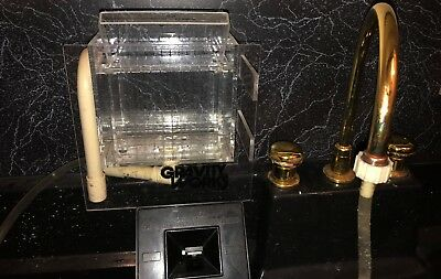 1 Gravity Works washer and 1 Yankee developer tank for cut 4x5 film -- excellent