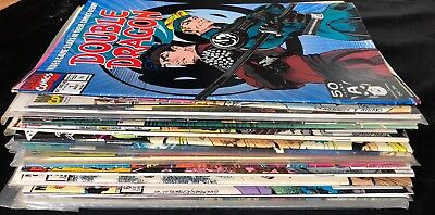 Lot Of 35 Marvel Variety Lot (1978-1992) #1-3,7-10,12,14-16.. Bronze/modern Age*