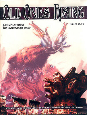 Unspeakable Oath Old Ones Rising - Sammelband/Compilation 18-21