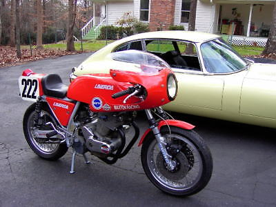 1974 Other Makes Laverda  Vintage Race 1974 Laverda 750SFC 750 SFC Motorcycle - Original From The Track