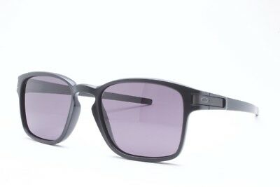 1009de2a2d NEW OAKLEY LATCH SQ Sunglasses Matte Grey Ink Prizm Sapphire Lens ...