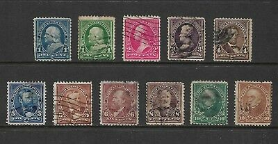 USA 1894 issues, No.2, used