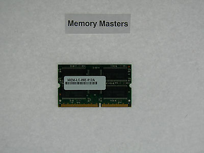 MEM-LC-ISE-512A 512MB Approved Memory for Cisco 12000 series line cards