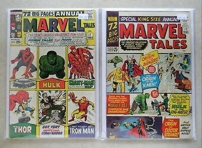 Marvel Tales #1 2 3 4 $250.00 LOT 1964 Marvel r-1ST Amazing Spider-Man SGT FURY
