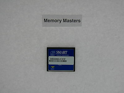 MEM2800-512CF 512MB Approved Flash Memory Cisco Network Router 2800 series