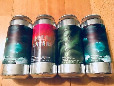 Other Half Brewing: DDH Simcoe Daydream + Green Phantasms +Dream Layers IPA Beer