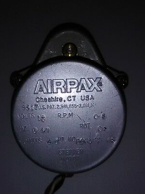 Airpax Stepper motor Cheshire, CT. USA part no.B45177-M1
