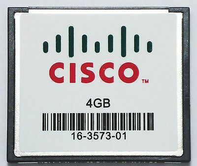 Flash-PRP3-4G 4GB Compact Flash PRP-3 Cisco 12000 Series Approved Memory Card