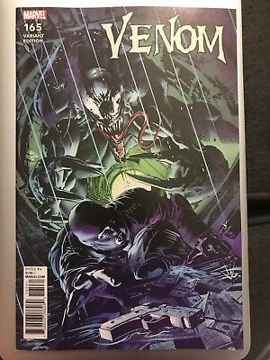VENOM #165 DEODATO VARIANT COVER 1st BABY SYMBIOTE MARVEL COMIC BOOK HOT 1