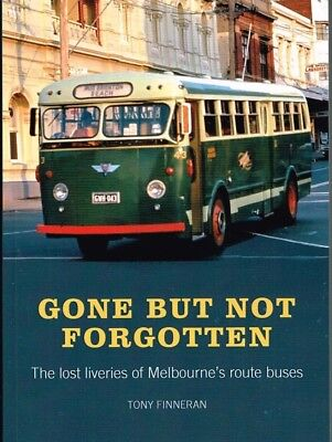 Gone But Not Forgotten Lost Liveries Of Melbourne's Route Buses