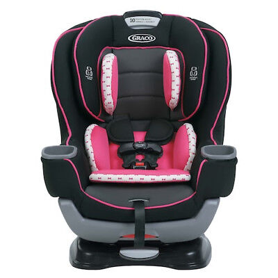 Graco Extend2fit Convertible Car Seat Spire - Kenzie
