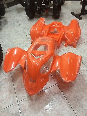 Carena Plastica Quad Replica Polaris 4 Tempi 50 70 90 110 125cc