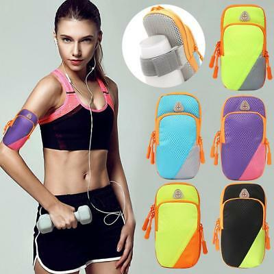 Universal Cell Phone Jogging Gym Armband Sports Running Arm Band Case Cover Bag